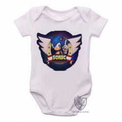 Roupa  Bebê Sonic III
