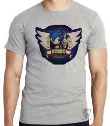 Camiseta Sonic III