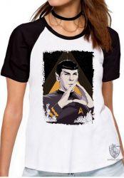 Blusa Feminina  Spock mãos