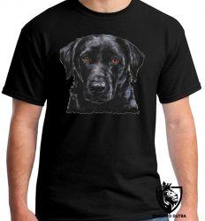 Camiseta labrador black