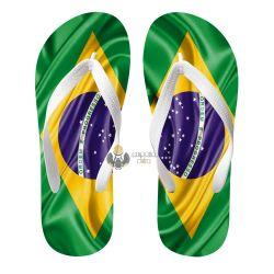 Chinelo Brasil Pátria Amada