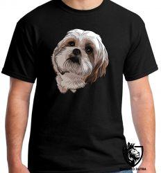Camiseta Shih tzu fofo
