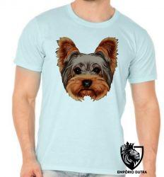 Camiseta Yorkshire carinha