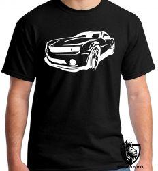 Camiseta carro Camaro