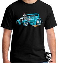 Camiseta hot road
