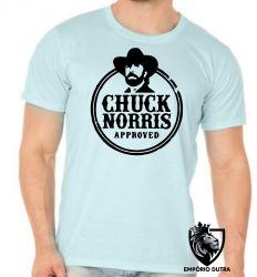 Camiseta chuck norris
