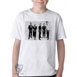 Camiseta Infantil  Succession