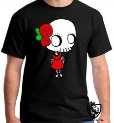 Camiseta dama da morte