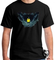 Camiseta Dark caverna