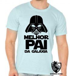 Camiseta Darth Vader melhor pai