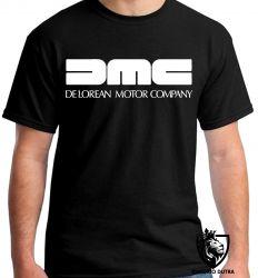 Camiseta DeLorean dmc