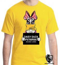 Camiseta Margarida presa