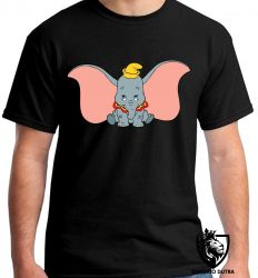 Camiseta Dumbo elefante