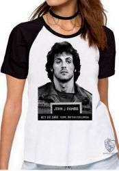 Blusa Feminina  John Rambo