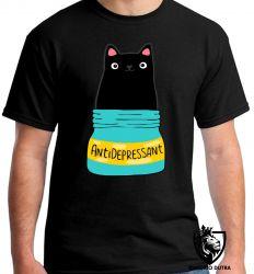 Camiseta Gato pote