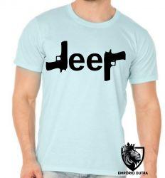Camiseta jeep arma