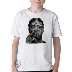 Camiseta Infantil Barney Ross