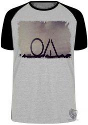 Camiseta Raglan The OA