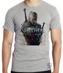Camiseta Infantil  The Witcher