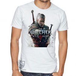 Camiseta The Witcher