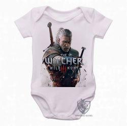 Roupa Bebê The Witcher