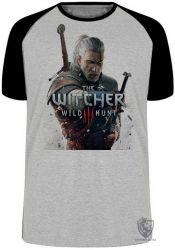 Camiseta Raglan The Witcher