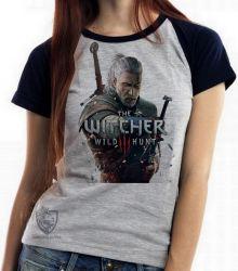 Blusa Feminina The Witcher