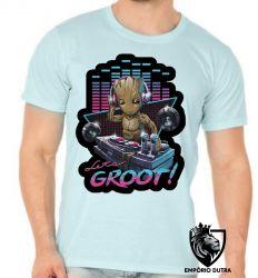 Camiseta Groot dj