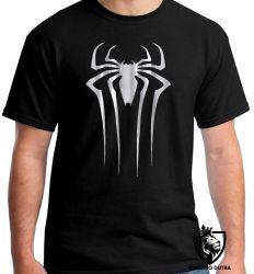 Camiseta Aranha black
