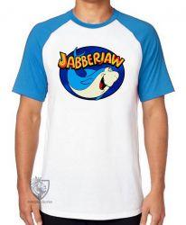 Camiseta Raglan Tutubarão