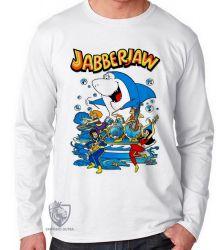 Camiseta Manga Longa Tutubarão JabberJaw