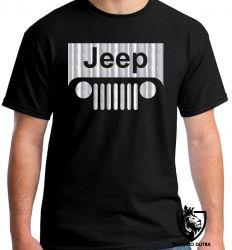 Camiseta jeep rally