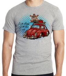 Camiseta Infantil baby red fusca