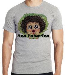 Camiseta  Irmão do Jorel Ana Catarina