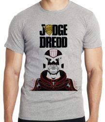 Camiseta judge dredd juiz