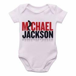 Roupa Bebê Michael Jackson rei pop