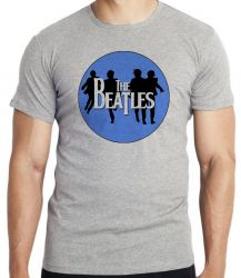 Camiseta Infantil Beatles Rock