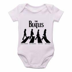 Roupa Bebê Beatles Rua