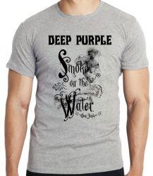 Camiseta Deep Purple Smoke
