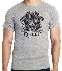 Camiseta Infantil Queen Black