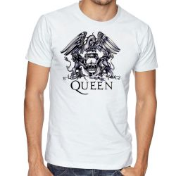 Camiseta Queen Black