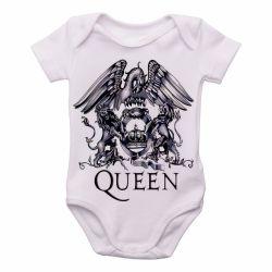 Roupa Bebê Queen Black