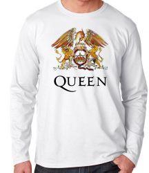 Camiseta Manga Longa Queen Color