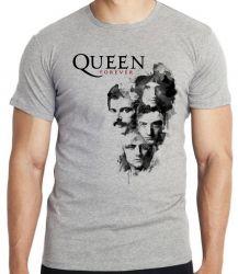 Camiseta Infantil Queen Forever