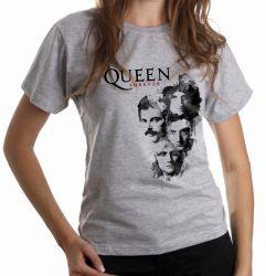 Blusa Feminina Queen Forever