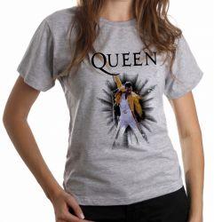 Blusa Feminina Queen Freddie Mercury
