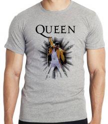 Camiseta Infantil Queen Freddie Mercury