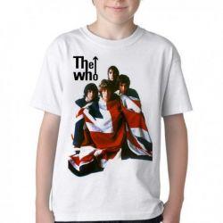 Camiseta Infantil The Who