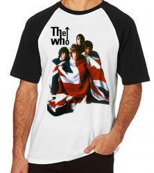 Camiseta Raglan The Who