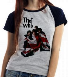 Blusa Feminina The Who